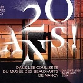 Nancy, expositions