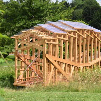 10 Micro-Architectures dans le parc