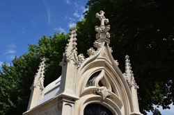 Nancy, cimetière de Préville