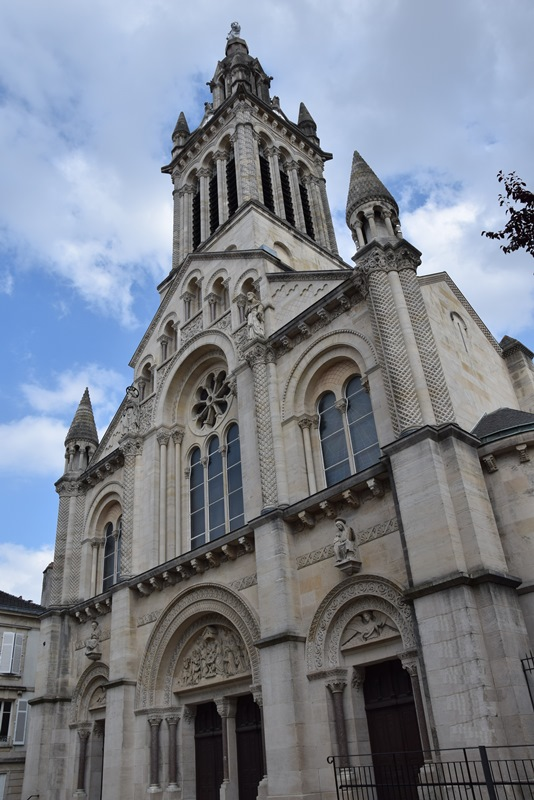 Nancy, Eglise Saint-Joseph