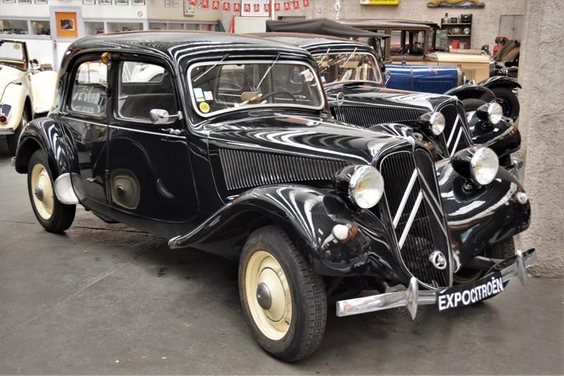 Nancy, exposition 100 ans de Citroën