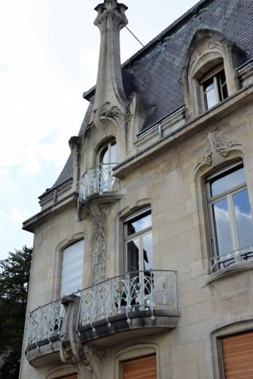 Nancy, Villa Weissenburger