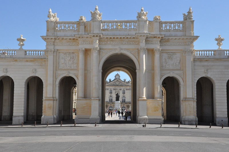 Nancy, Arc Héré