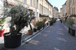 Nancy, rue des Maréchaux