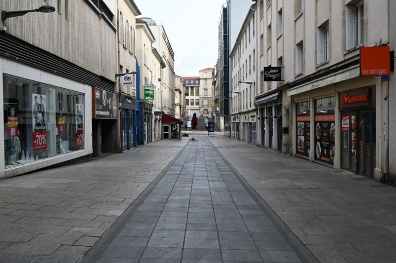 Nancy, rue Notre Dame