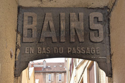 Nancy, passage Marceau