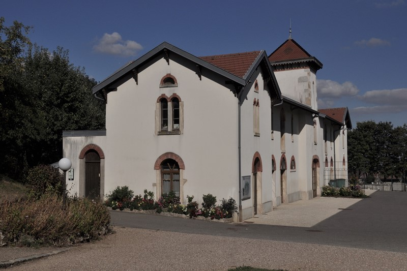 Villers-lès-Nancy, château Graffigny