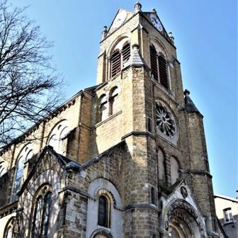 église St-Mansuy