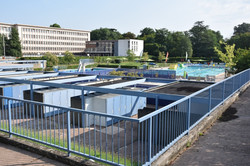 Nancy, fermeture piscine L. Bobet