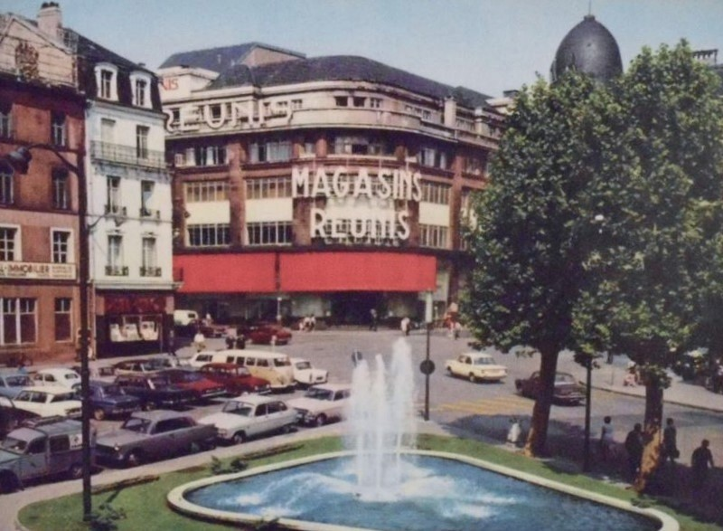 Nancy, Magasins Réunis