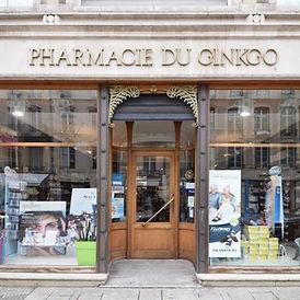 Nancy, pharmacies Art nouveau