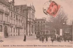 Nancy, hôtels du Rhin, de Strasbourg, Best Western