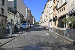 Nancy, rue Gustave Simon