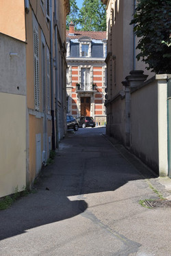 Nancy, passage Sébastien Bottin