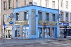 34, rue St-Dizier, le Grand Café, architecte Lucien Bentz, 1909