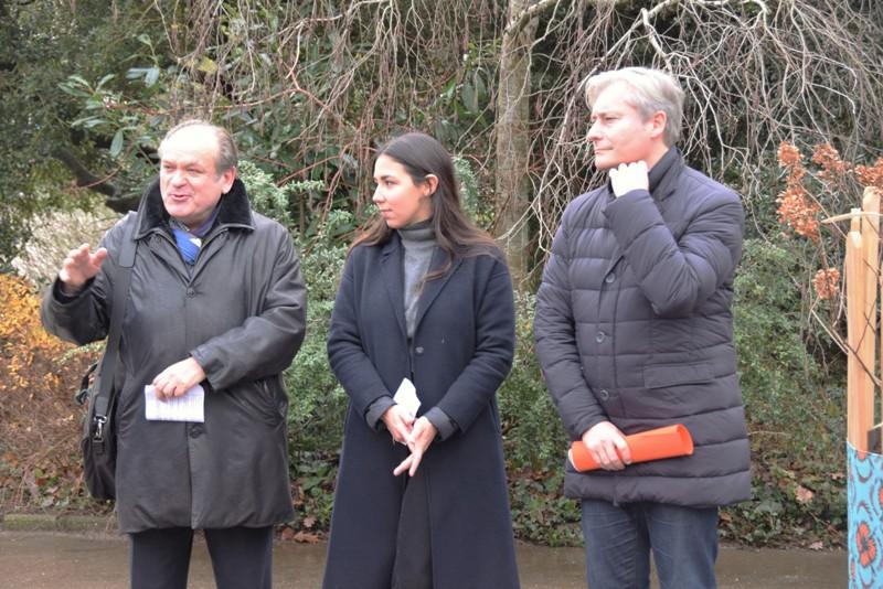 Nancy, projet Claustra