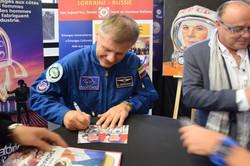 Nancy, l'aventure spatiale russe