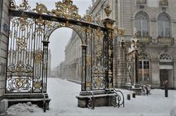 Nancy, hiver 2010