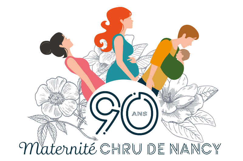 Nancy, 90 ans de Maternité