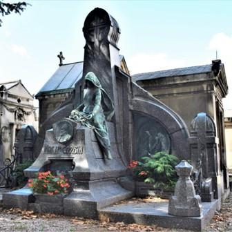 cimetière de Préville