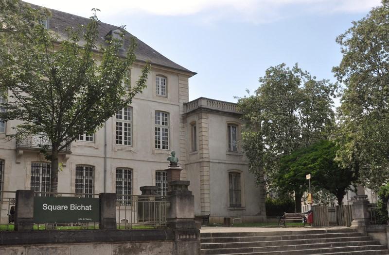 Nancy, square Ernest Bichat