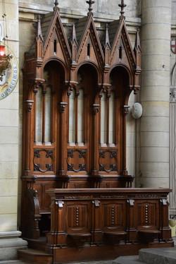 Nancy, basilique ND de Lourdes