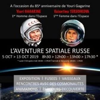 l'aventure spatiale russe