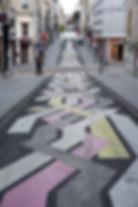 street painting #8 de Lang et Baumann