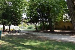 Nancy, jardin du Joli Cœur