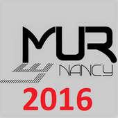 Le Mur Nancy 2016