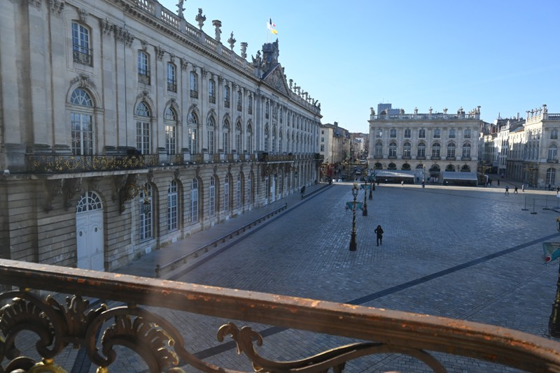 Nancy, Grand Hôtel de la Reine