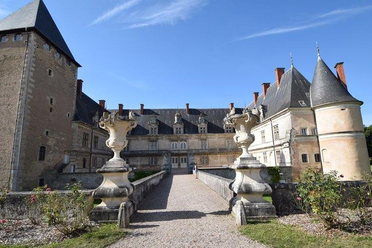 Nancy, château de Fléville