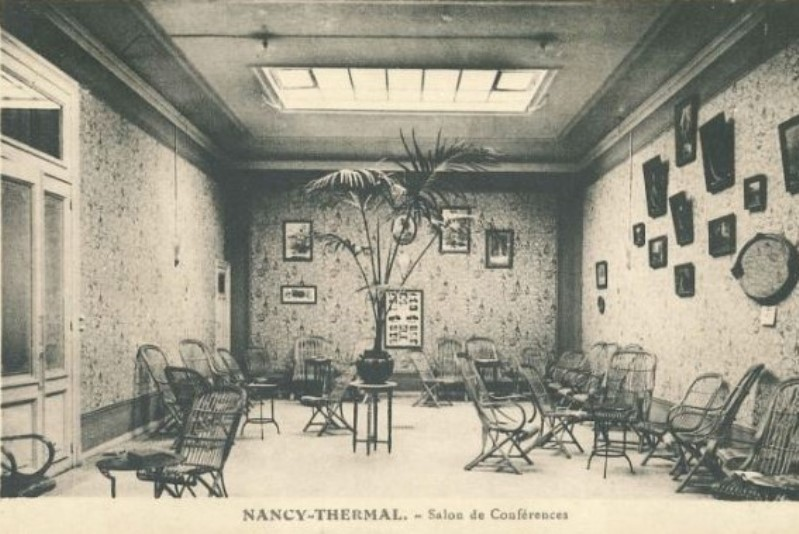 Nancy, Nancy-Thermal