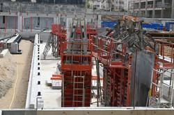 Nancy Thermal, construction complexe aqua-ludique