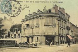 Nancy, Hôtel Thiers