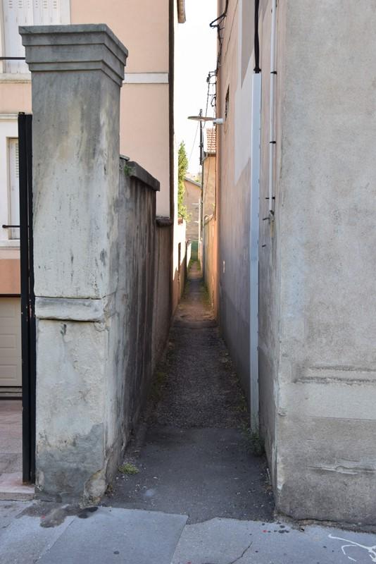 Nancy, ruelle des Meix-Outhon