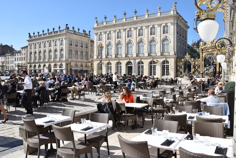 Nancy, Place Royale, Place Stanislas