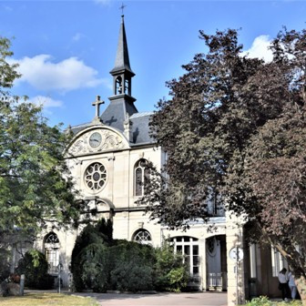 chapelle de l'hôpital Central