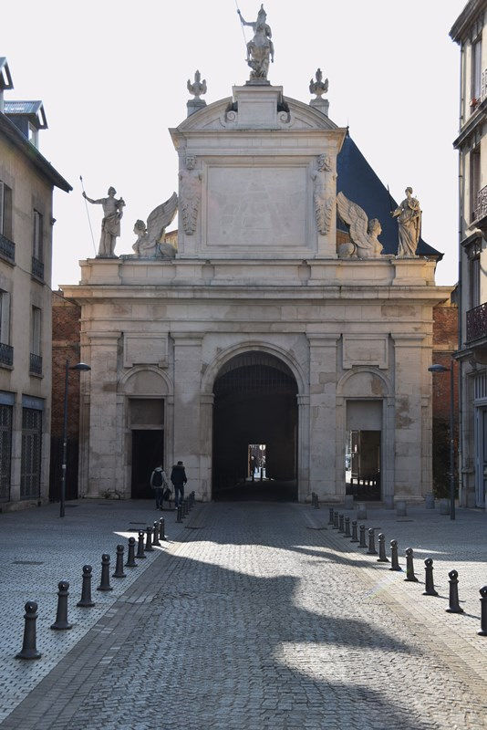 Nancy, porte Saint Georges
