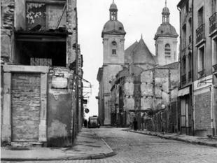 le quartier Saint-Sébastien