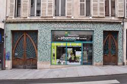 Nancy, pharmacie Rosfelder