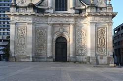 Nancy, Eglise Saint-Sébastien