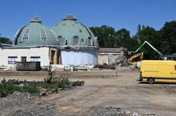 GN Thermal, démolition structures abandonnées
