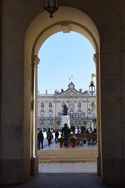 Nancy, Arc Héré