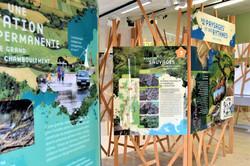 Nancy, expo Nature en Lorraine