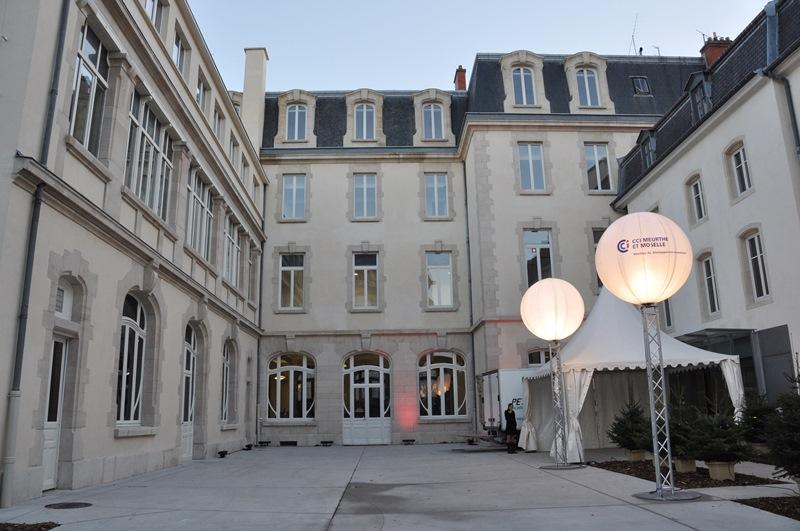 Nancy, Chambre Commerce et Industrie