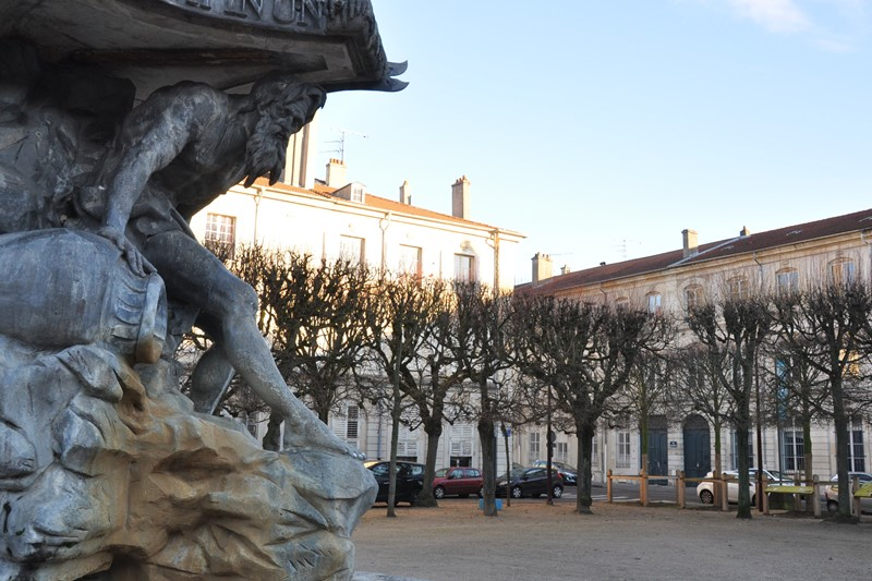 Nancy, place d'Alliance