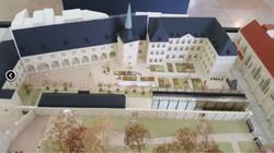 Nancy, projet initial de rénovation du musée lorrain