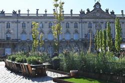 """Nancy, Jardin Ephémère 2021, """"Eau de Vies"""""""