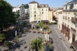 Nancy, place Vaudémont